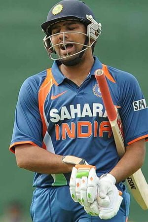 Can Rohit Sharma become successful as an opener