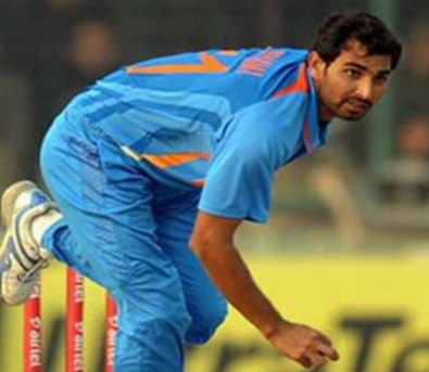 Shami Ahmed, India's new found bowling prospect
