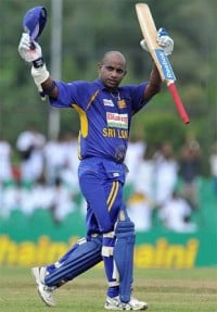 Sanath Jayasuriya one of the top 10 greatest batsman of all time