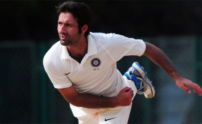 Parvez Rasool, the first player from J & K to represent India A