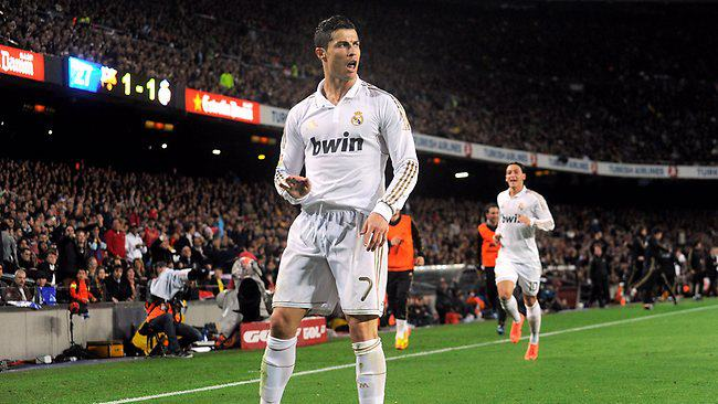 CR7- Real Madrid vs Borussia Dortmund