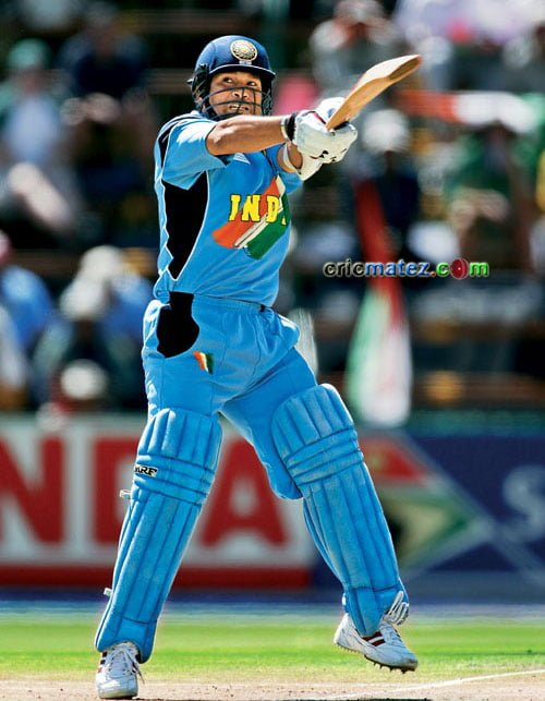 98 off 75 vs Pakistan, Centurion - one of the Greatest Innings of Sachin Tendulkar