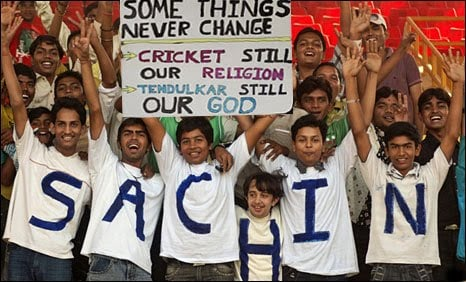 Sachin Tendulkar Not God Of Cricket
