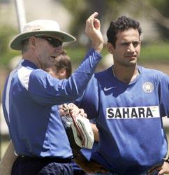 Irfan Pathan Sultan of swing