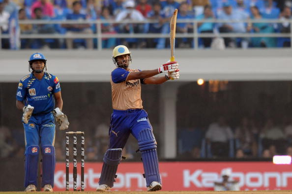 Yusuf Pathan enroute to his Century against Mumbai Indians-Fastest Centuries in T20 Cricket