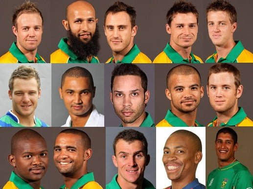 South African Team for the ICC Champions Trophy 2013 Champions Trophy Team Preview