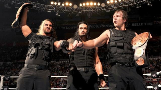 Shield WWE EXTREME RULES 2013
