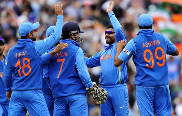 India were dominant on the Indies from the beginning