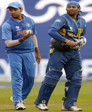 Champions Trophy 2013 Semi Finals: India vs Sri Lanka