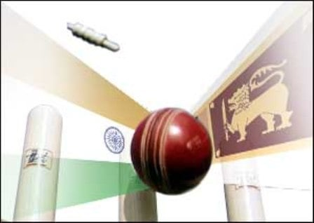 India vs Sri Lanka Champions Trophy Semi Final