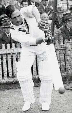 Sir Len Hutton is the only player to score a Triple Century against Australia