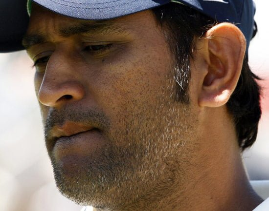 Why Dhoni Should Resign