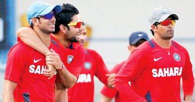 India tour of Zimbabwe