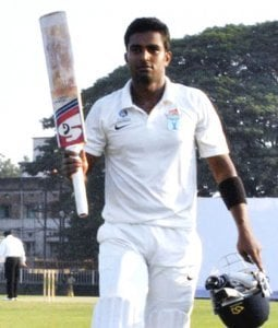 Biplab plays for Odisha Cricket Team in domestic tournaments.