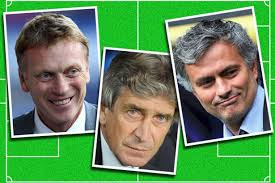 New managers for the top 3 clubs will put the Premier League race wide open