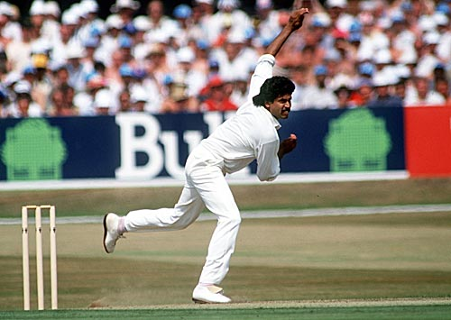 Kapil Dev was one of the best out-swing bowlers and still continues to be.
