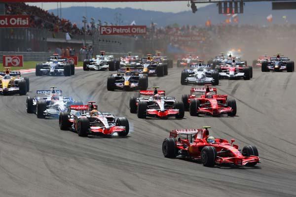 Top 3 formula 1 races