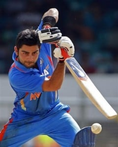 Virat Kolhi  Equalizes Don Bradman record of scoring 5000 runs in 114 innings