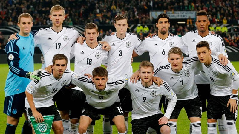 FIFA World Cup 2014 GROUP G Preview