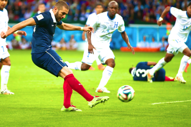 France beat Honduras 3-0
