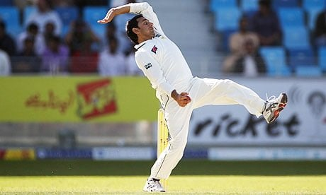 Saeed Ajmal's action illegal