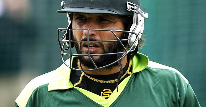 Afridi will be ready for a second innings with the Pakistan team