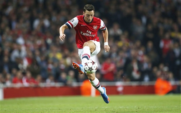Lack of intent seems to be the case with Ozil - He simply needs to buckle up his shoes