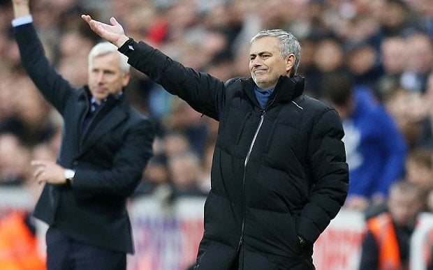 Despite Mourinho's allegations of time wasting by the ball boys it was a well deserved win.