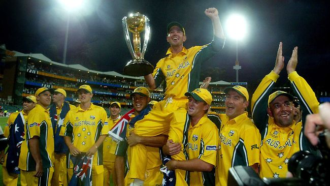 Ricky Ponting was highly instrumental in Australia lifting the 2003 Cricket World Cup