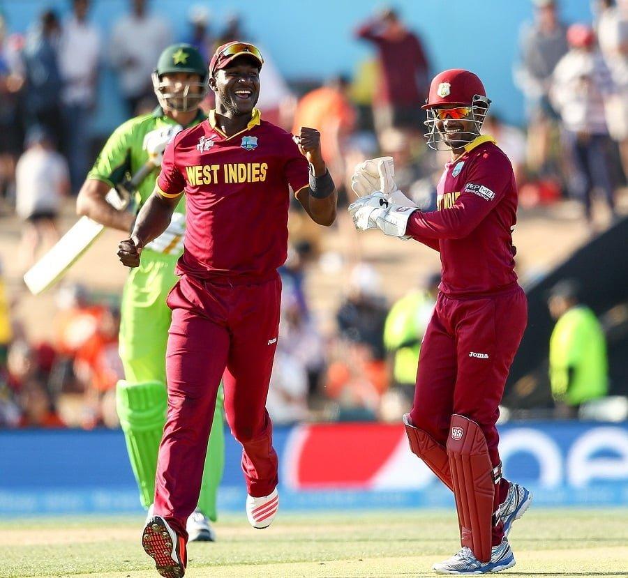 Celebrations after handing Pakistan 150 runs disgruntling loss!