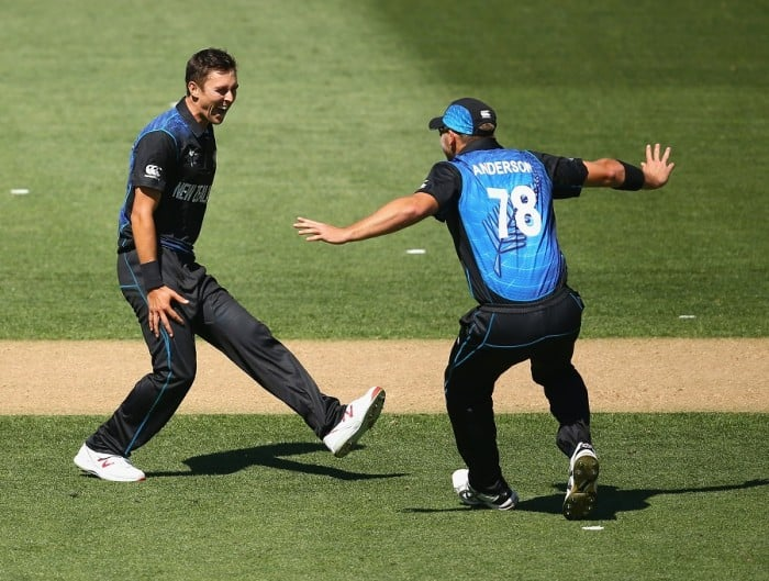 5-3-3-5 that's Trent Boult ruining the Aussies