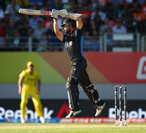 Kane Williamson was the man of the hour for the Black Caps.