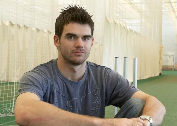 James Anderon most handsome cricketer