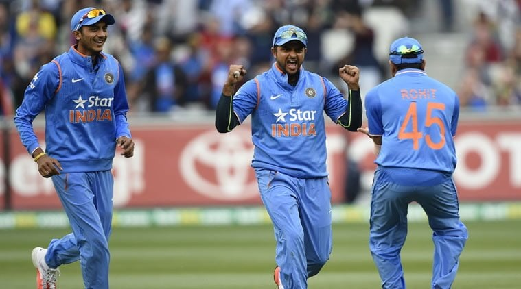 Suresh Raina is never short of intensity and passion. The two traits that keeps him going