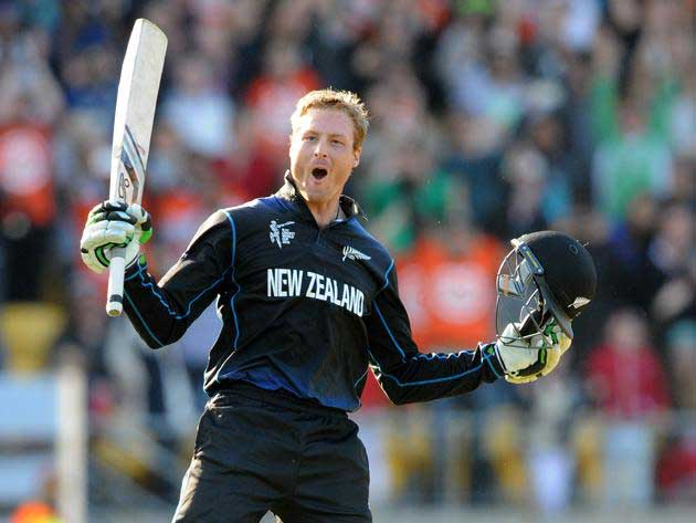 Top 10 Batsmen with Most Sixes in an ODI innings