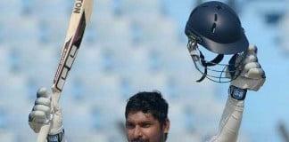 Sangakkara 287 against South Africa