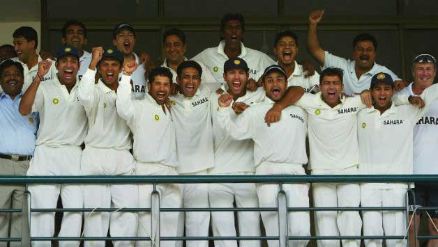 India's historical Test series win in Pakistan