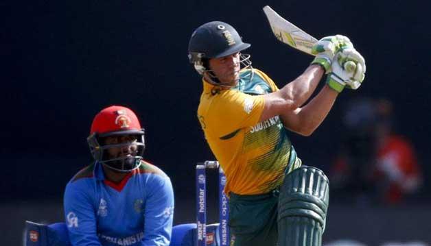 Superman AB de Villiers