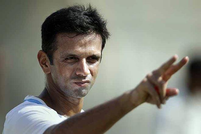 Rahul Dravid (India) - #8