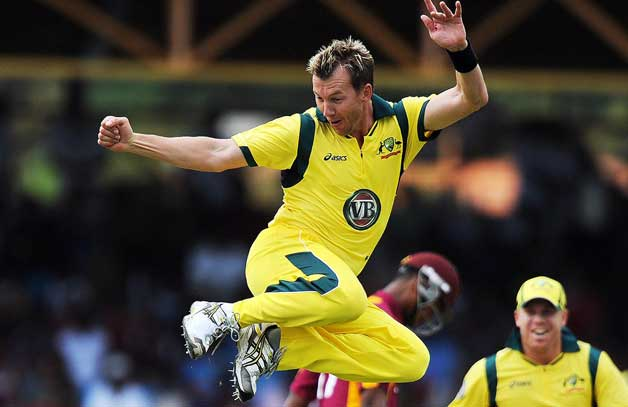 Brett Lee : Best Australian ODI XI of All-Time