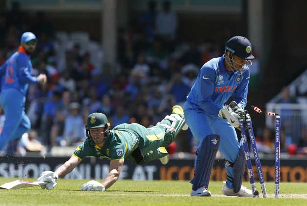 ICC Champions Trophy: India vs South Africa