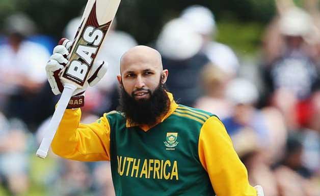 Top 10 Current ODI Batsmen With Best Strike-Rate - Hashim Amla