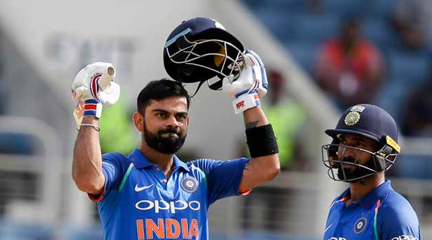 Top 10 Leading ODI Run-Scorers in 2017