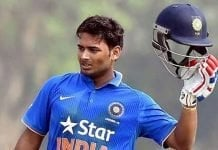Rishabh Pant